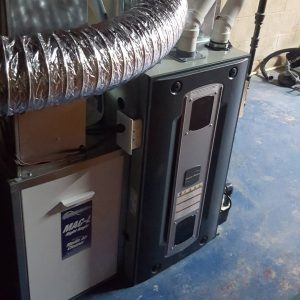 American Standard S9V2 High Efficiency Furnace
